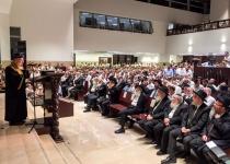 אלפים בחנוכת בית המדרש החדש של הר המור