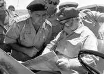 בגיל 104 נפטר יצחק פונדק, ממפקדי מלחמת השחרור