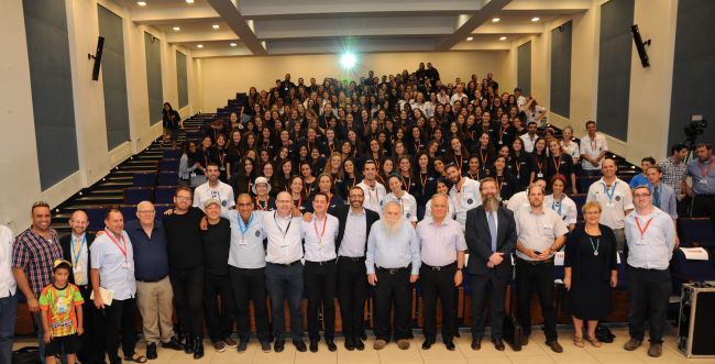 לקראת יציאה לתפוצות: מעל 300 שליחים התכנסו בירושלים