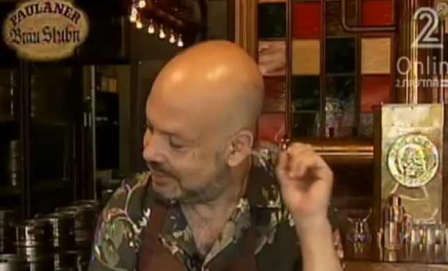 צפו: השאלה שגרמה ליונתן רושפלד לפוצץ ראיון