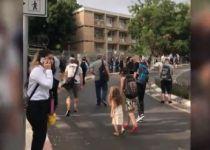 אירוע בטחוני ברחובות; הוסר החשש למטען