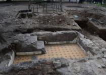 אחרי שנחרבו בשואה: נחשפו מקוואות בית הכנסת הגדול