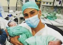 צמד כפול: למאור בוזגלו נולדו תאומים. שוב