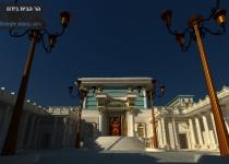ממחיש את החסר: סיור בבית המקדש בגוגל סטריט