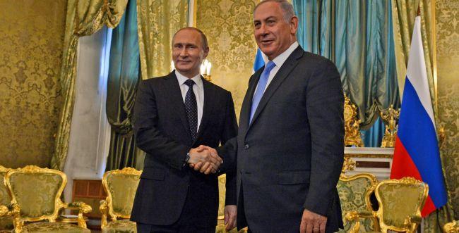 """נתניהו בדרך לרוסיה: """"הפגישה עם פוטין חשובה"""""""