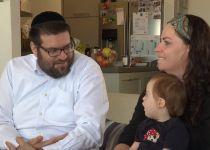 חובה צפייה: הזוג שנאבק בנטישת ילדים עם תסמונת
