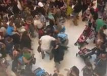 צפו: הנשים התקוטטו; יובל המבולבל עצר את ההופעה
