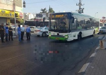 הולך רגל נדרס למוות על ידי אוטובוס בפתח תקווה