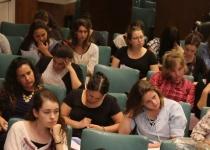 """מכללת הרצוג מסכמת חודש של לימוד תנ""""ך"""
