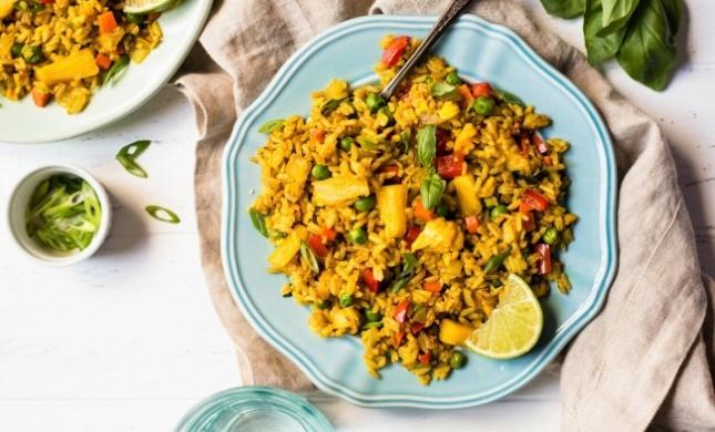 ספיישל שביזות יום א': הדרך לשדרג מחדש את האורז