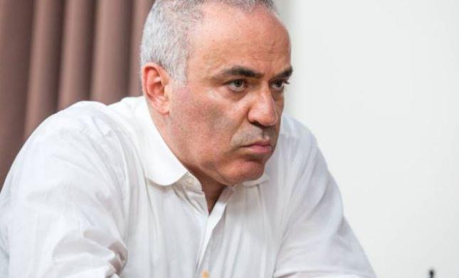 צרות בקאמבק: קספרוב לא מצליח בסנט לואיס