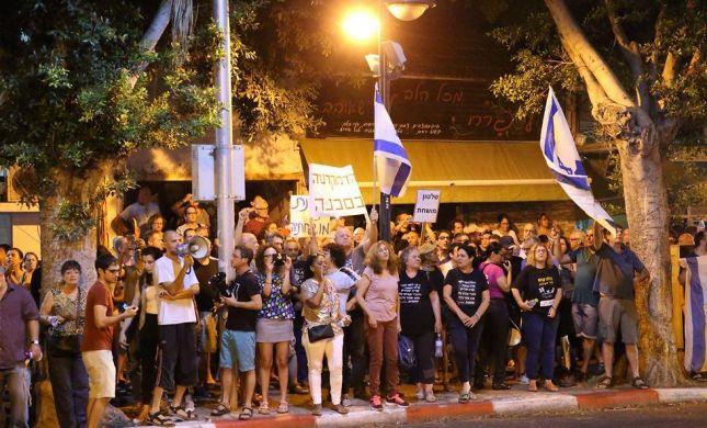 """בג""""ץ החליט: עד 500 איש יפגינו מול בית היועמ""""ש"""