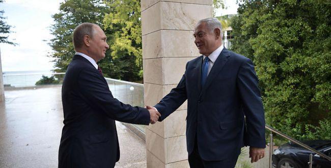 """נתניהו לפוטין: """"איראן עדיין מהווה איום על ישראל"""""""