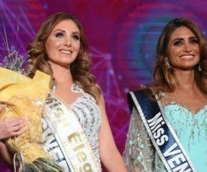 אופנה וסטייל, סרוגות מלכת יופי בלבנון איבדה את הכתר-בגלל שביקרה ישראל