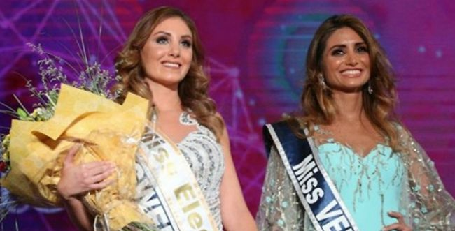 מלכת יופי בלבנון איבדה את הכתר-בגלל שביקרה ישראל