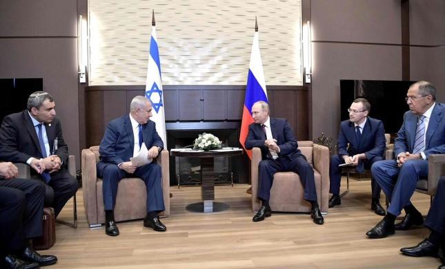 אלקין: ההתערבות של איראן בסוריה פוגעת בישראל
