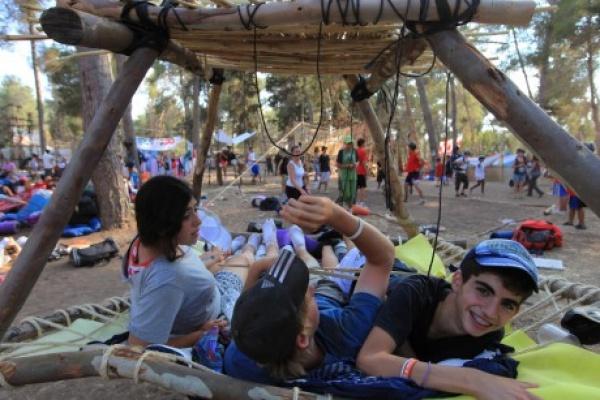 """באמצע המחנה: 12 חניכי בני עקיבא פונו לביה""""ח"""