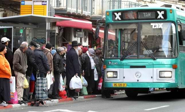 שלכם בפנים? רשימת קווי האוטובוס השנואים בישראל