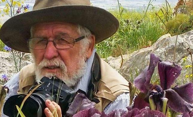 """הצלם עמוס גל נהרג בנמיביה:""""אדם אוהב"""""""