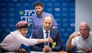 """חדשות המגזר, חדשות קורה עכשיו במגזר, מבזקים הרב אבינר: """"הבית היהודי כבר לא מפלגה דתית"""""""