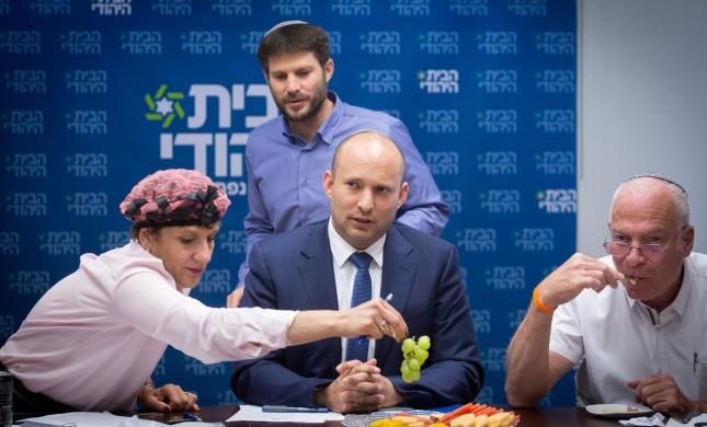 """הרב אבינר: """"הבית היהודי כבר לא מפלגה דתית"""""""