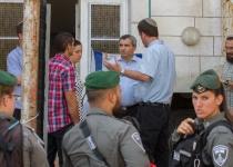 מנדבליט: לפנות את היהודים מבית המכפלה