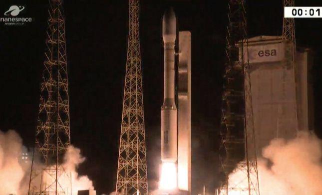 הישג ענק: שני לווינים ישראלים שוגרו לחלל