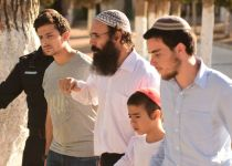מיוחד: גלריה מרהיבה מעליית היהודים להר הבית ב-ט' באב