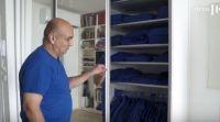 ויראלי לראות ולא להאמין: הישראלי שחי על צבע אחד