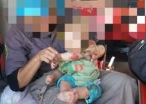 תינוק בן שנה נפצע בפיגוע אבנים בגוש עציון