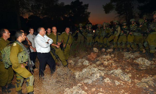 שר הביטחון ביקר בתרגיל החטיבתי של גבעתי