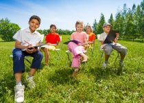 הילדים מטפסים על הקירות? למה שלא ייהנו בטבע?