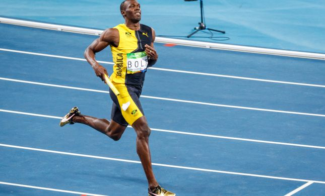 האצן הטוב בעולם נפרד מעולם האתלטיקה
