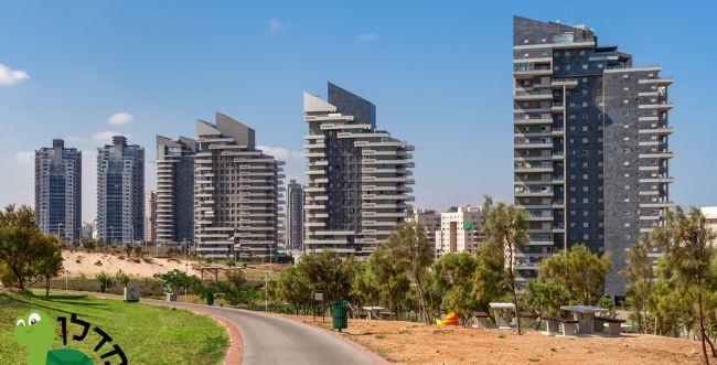 כיצד תיראה אשדוד בעקבות החתימה על הסכם הגג הגדול ביותר במדינה?