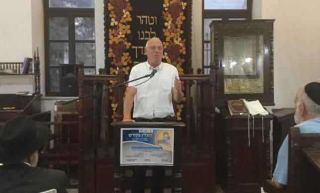 אורי אריאל מתחייב: לא נרים יד בעד חילול שבת