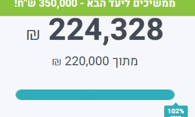 עם ישראל העניק לאלאור אזריה 'מענק שחרור'