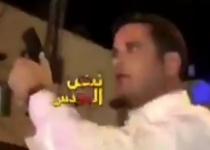 צפו: זמר חסידי נקלע ללינץ' בירושלים וירה באוויר