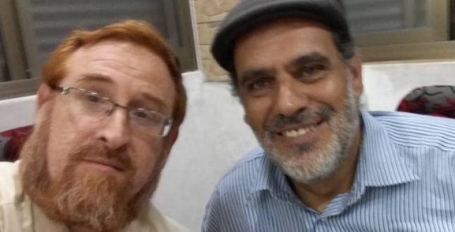 אירח את חבר הכנסת יהודה גליק ונעצר