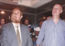 גליק והנגבי השתתפו בכנס של הארגון שנתניהו גינה