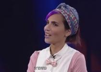 הכי נצפית בטלוויזיה אתמול: הסרוגה עם השיער הסגול