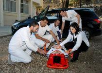 סטודנטים להצלת חיים: תואר ראשון ברפואת חירום