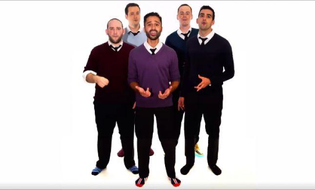 צפו: המכביטס בקליפ חדש לכבוד השנה החדשה