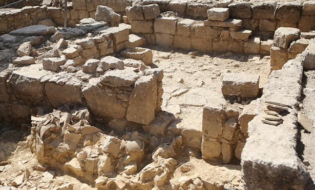 עיר סודית נחשפה מתחת לבסיס הטירונים