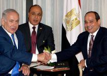 בידוד? נתניהו בפגישה עם נשיא מצרים א-סיסי