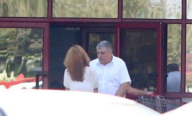 הותר לפרסום: יורם שמעון הוא ראש המועצה שנעצר הבוקר