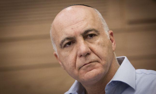"""הג'וב החדש של ראש השב""""כ לשעבר יורם כהן"""