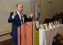 צפו: נאומו המלא של השר בנט בוועידת הבית היהודי
