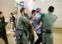 """מכה למשטרה: בית המשפט שחרר את יו""""ר ארגון להב""""ה בנצי גופשטיין"""