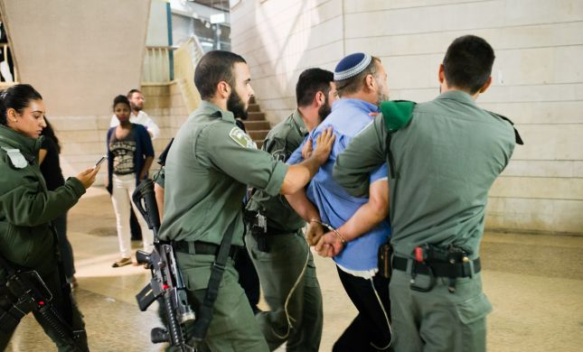 איומים על ערבים? גופשטיין מספר על מה באמת נעצר