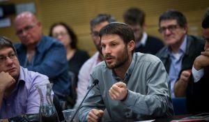 חדשות, חדשות פוליטי מדיני, מבזקים סמוטריץ' הגיב לציוץ של ינון מגל והרגיז את השמאל